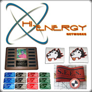Hi-Energy Networks